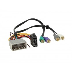 Active System ISO Connector Jeep Grand Cherokee Liberty Patriot...