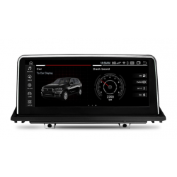Android 10 Screen BMW X5 X6 CIC