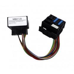 Retrofit Cable Audio 20 CD to NTG2.5 Mercedes E CLS Class W211 W219