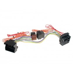 Conector Duplo ISO Mercedes Classe CLS E SLK W219 W211 R171