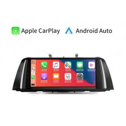 """10.25"""" Screen CarPlay & Android Auto BMW 5-Series NBT F07 F10 F11"""