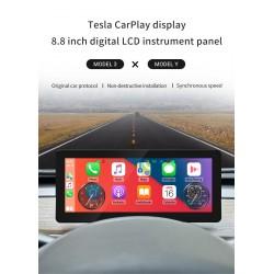 """8.8"""" Screen CarPlay & Android Auto Tesla Model 3 Y"""