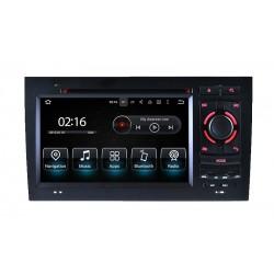 Radio CarPlay Android Auto Bluetooth USB Audi A4 B6 B7
