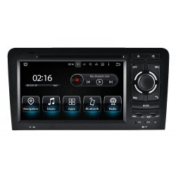 Radio DVD GPS USB Bluetooth A2DP Android Audi A3