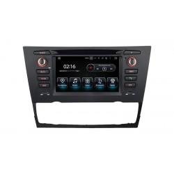 Radio CarPlay Android Auto Bluetooth USB BMW 3-Series  E90 E91 E92 E93