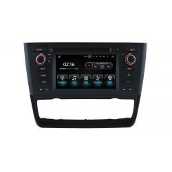 Radio CarPlay Android Auto Bluetooth USB BMW 1-Series E81 E82 E87 E88