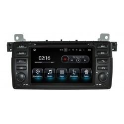 Radio CarPlay Android Auto Bluetooth USB BMW 3-Series E46