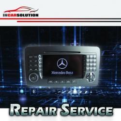 Servi�o T�cnico Mercedes Comand NTG2 ML W164 Repara��o Radio...