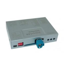 Video Reverse Camera Interface Renault R-LINK2 Captur Espace Kadjar...