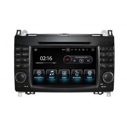 Radio CarPlay Android Auto Mercedes A B Vito Viano Sprinter Class