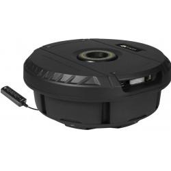 """ESX Vision V1100A Active Subwoofer 11"""" Spare Wheel"""