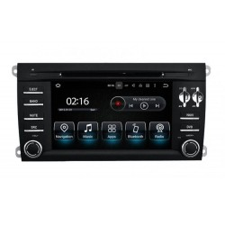 Radio CarPlay Android Auto Bluetooth Porsche Cayenne
