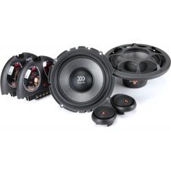 "Morel Virtus 602 2-Way Component Speakers 6.5"" 16.5cm"
