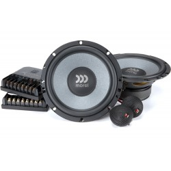 """Morel Tempo Ultra 602 MKII 2-Way Component Speakers 6.5"""" 16.5cm"""