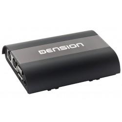 Dension Gateway Pro GWP1BM4 USB Bluetooth A2DP BMW Serie 3 5 X5 Z4 Z8