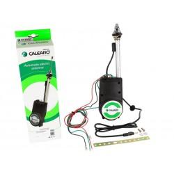 Antena Automatica  Motorizada Calearo - Acabamento Cromado