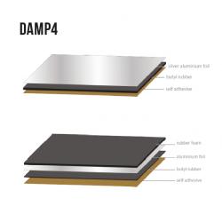 BLAM DAMP4 Sound Damping Pack