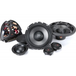 "Morel Virtus 603 3-Way Component Speakers 6.5"" 16.5cm"