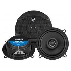 "Hifonics Brutus BRX52 2-Way Coaxial Speakers 5.25"" 13cm"