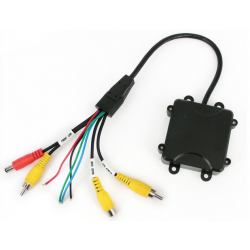 Front & Reverse Camera Interface