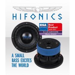 "Hifonics Zeus ZRX-6D2 Subwoofer 6.5"" 16.5cm"