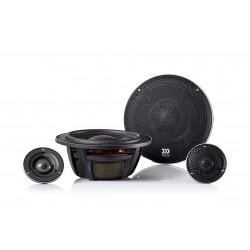 "Morel Elate Carbon Pro 62A 2-Way Component Speakers 6.5"" 16.5 cm"