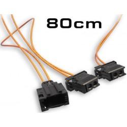 MOS-Y080 Extensão Fibra Optica Most 80cm