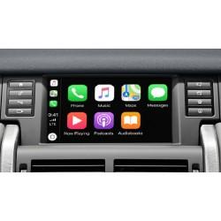 """CarPlay Android Auto Camera InControl 8"""" Evoque Sport Discovery"""