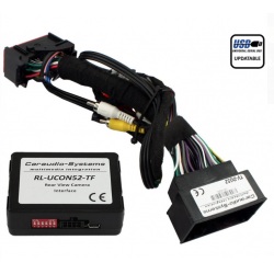 Reverse Camera Activator Jeep Grand Cherokee Uconnect 8.4