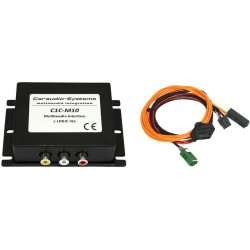 Video MOST Interface Mercedes Comand NTG1 NTG2 A B C CLC CLS CLK E...