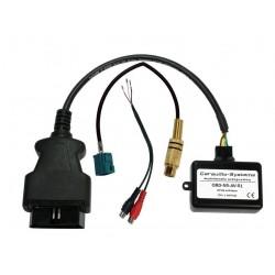 AV Video Input Activator Mercedes NTG5 C GLC S V Class
