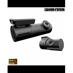 Ampire DC2 Dual Dash Cam Full-HD WiFi GPS