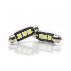 Led Bulb C5W 42mm 3 SMD Can Bus