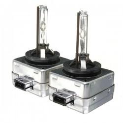 Xenon Bulbs D1S 6000K Pair