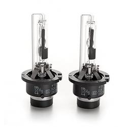 Xenon Bulbs D2R 6000K Pair