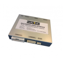 Video Reverse Camara Interface Audi A3 TT R8 RNS-E LED