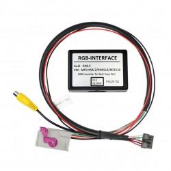 Reverse Camera Interface Audi A3 A4 TT R8 RNS-E