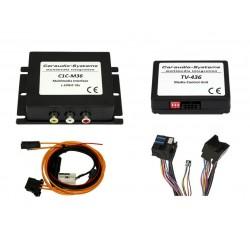"MOST Video Interface BMW 1 3 5 6 X5 X6 Series CCC 8.8"""