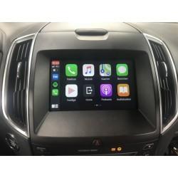 CarPlay Android Auto Camera Ford SYNC2 C-Max Focus Galaxy Kuga...
