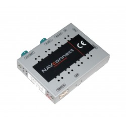 Camera Interface Renault EASY LINK Captur Clio Espace Megane Twingo...