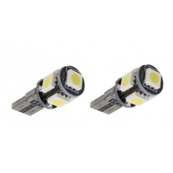 Led Bulb T10 5 SMD Can bus