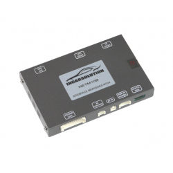 Video Reverse Camera Interface Mercedes NTG3 NTG4 C GLK E S CL SLS...