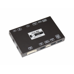 """Video Front Reverse Camera Interface MINI Connected Media 6.5"""" F54..."""