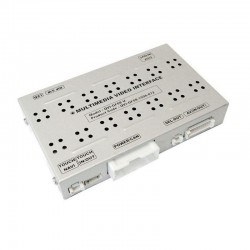 "Front Reverse Camera Interface Citroen Smart Touch 12"" DS3 DS4 DS7 DS9"