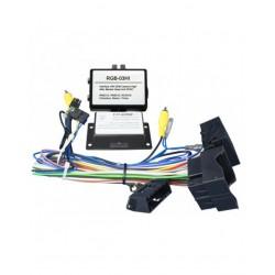 Factory Reverse Camara Retention RGB HIGH to RCA Volkswagen Seat Skoda