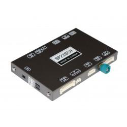 HDMI Front Reverse Camera Interface Mercedes NTG5 A B C CLA CLS E...