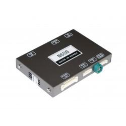 Front Reverse Camera Interface Mercedes NTG4.5 A B C CLA CLS E G GL...