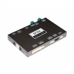 Front & Reverse Camera Interface Skoda MIB Fabia Karoq Kodiaq Rapid...