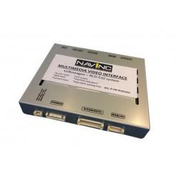 Video Reverse Camera Interface Skoda RCD510 Fabia Octavia Roomster...