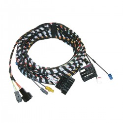 Retrofit Cable Comand NTG1 / APS 50 to NTG2.5 Mercedes E CLS Class...